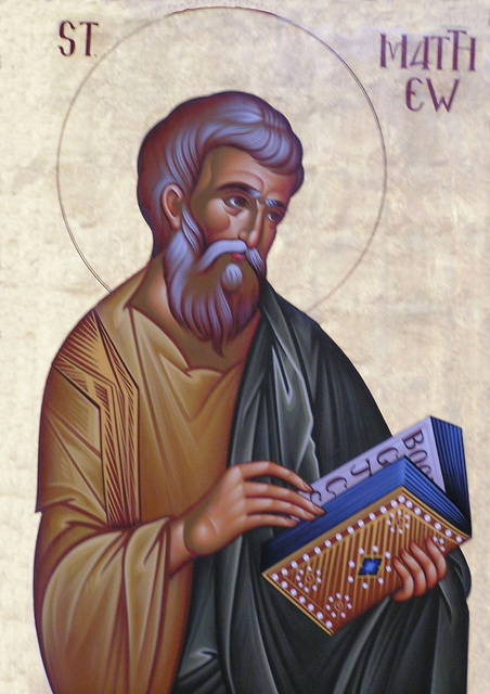 st matthew form